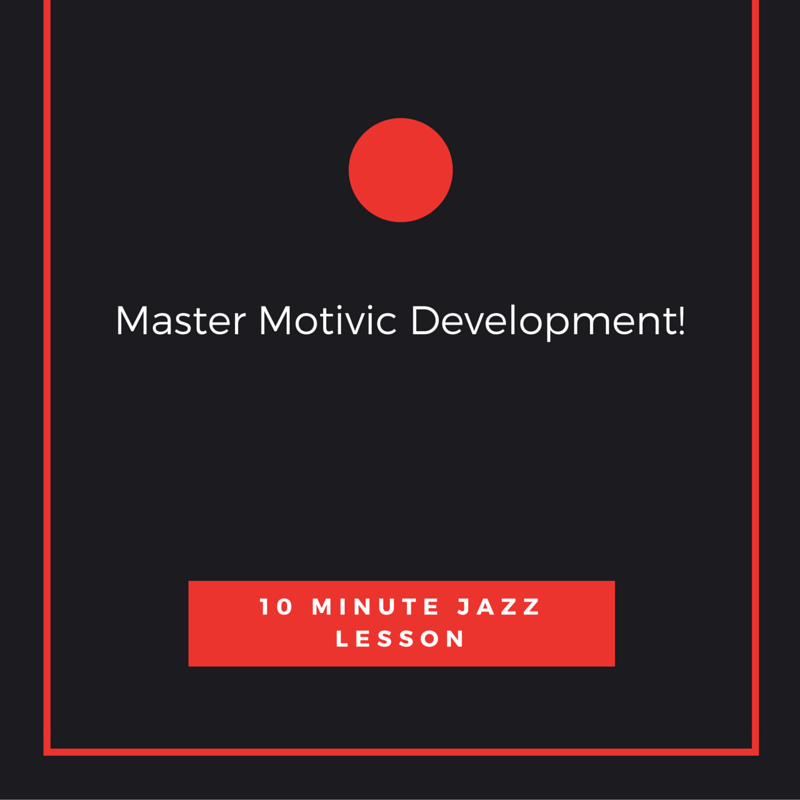 Episode 009: Master Motivic Development!