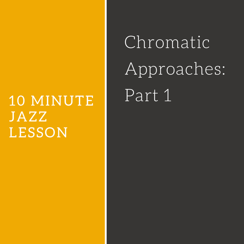 Episode 019: Chromatic Approaches: Part 1