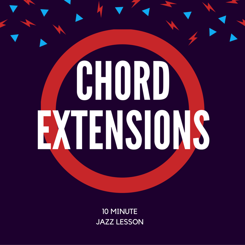 Episode 023: Chord Extensions