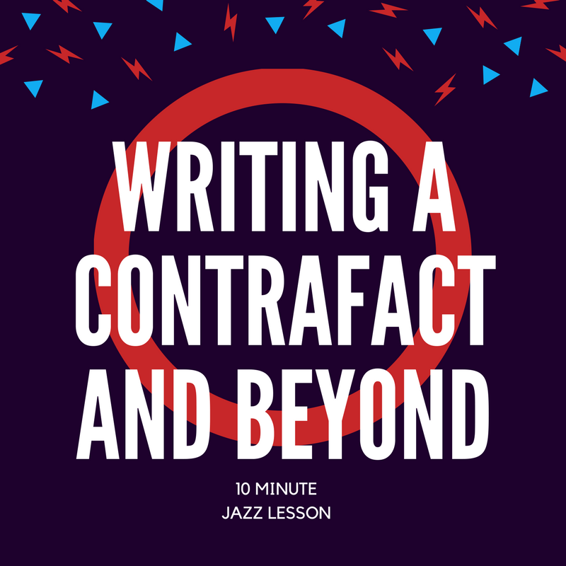 Episode 73: Writing a Contrafact And Beyond